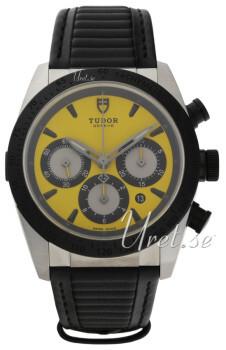 Tudor Fastrider Żółty/Skóra
