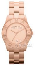 Marc by Marc Jacobs Blade Różowe złoto/Stal w kolorze różowego z