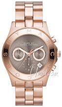 Marc by Marc Jacobs Blade Brązowy/Stal w kolorze różowego złota
