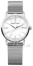 Maurice Lacroix Eliros Date Ladies Biały/Stal Ø30 mm