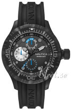 Nautica Multifunction Czarny/Guma Ø49 mm