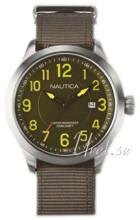 Nautica Dress Zielony/Stal