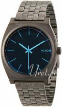 Nixon The Time Teller Niebieski/Stal