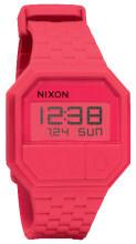 Nixon The Re-Run Czerwony/Guma