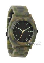 Nixon The Time Teller Acetate Czarny/Czeramiczna