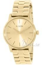 Nixon The Small Kensington Żółte złoto/Stal w odcieniu złota Ø32
