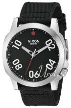 Nixon Czarny/Tkanina Ø45 mm