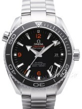 Omega Seamaster Planet Ocean 600m Co-Axial 45.5mm Czarny/Stal Ø4