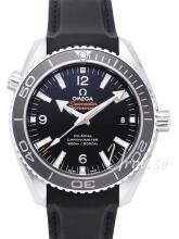 Omega Seamaster Planet Ocean 600m Co-Axial 45.5mm Czarny/Guma