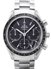 Omega Speedmaster Racing Co-Axial Chronograph 40mm Czarny/Stal