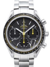 Omega Speedmaster Racing Co-Axial Chronograph 40mm Szary/Stal Ø4
