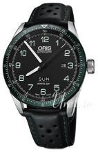 Oris Motor Sport Czarny/Skóra