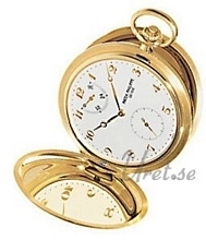 Patek Philippe Pocket Watch Srebrny Ø39 mm