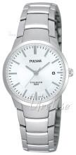 Pulsar Dress Biały/Tytan Ø26 mm