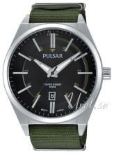 Pulsar Czarny/Stal