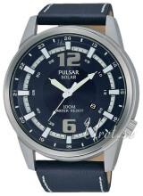 Pulsar Pulsar X Niebieski/Skóra Ø47 mm
