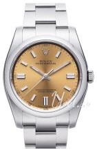 Rolex Perpetual 36 Żółte złoto/Stal Ø36 mm