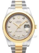 Rolex Datejust II Szampański/18 karatowe żółte złoto