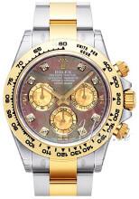 Rolex Cosmograph Daytona Wielokolorowy/18 karatowe żółte złoto Ø