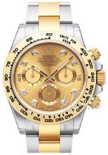 Rolex Cosmograph Daytona Żółte złoto/18 karatowe żółte złoto Ø40