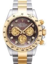 Rolex Daytona Wielokolorowy/18 karatowe żółte złoto