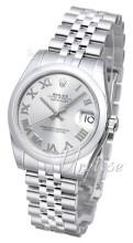 Rolex Datejust 31 Szary/Stal