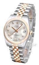 Rolex Datejust 31 Srebrny/Stal