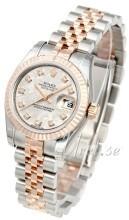 Rolex Lady-Datejust 26 Srebrny/Stal