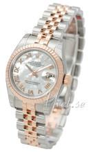 Rolex Lady-Datejust 26 Biały/Stal