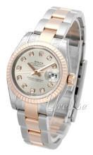 Rolex Lady-Datejust 26 Szary/Stal