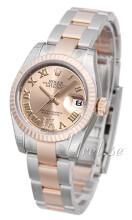 Rolex Lady-Datejust 26 Różowy/Stal