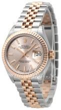 Rolex Lady-Datejust 28 Różowe złoto/18 karatowe różowe złoto Ø28 mm