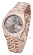 Rolex Lady-Datejust 28 Różowy/18 karatowe różowe złoto