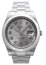 Rolex Datejust II Szary/Stal Ø41 mm