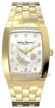 Serene Marceau Diamond Montmartre Biały/Stal w odcieniu złota