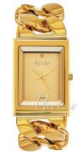So & Co New York SoHo Żółte złoto/Stal w odcieniu złota