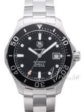 TAG Heuer Aquaracer Calibre 5 Automatic Czarny/Stal Ø41 mm