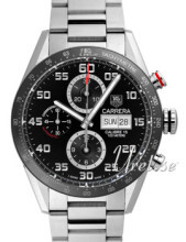 TAG Heuer Carrera Calibre 16 Day Date Automatic Chronograph Czar