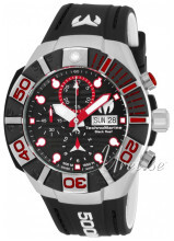 Technomarine Reef Black Czarny/Guma