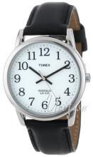Timex Biały/Skóra