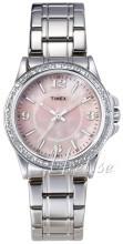 Timex Różowy/Stal Ø29 mm