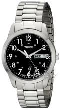 Timex Classic Elevated Czarny/Stal Ø36 mm
