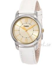 Timex Classic Elevated Szampański/Skóra Ø32 mm