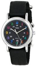 Timex Czarny/Tkanina Ø31 mm