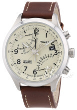 Timex Intelligent Szampański/Skóra Ø43 mm