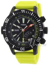 Timex Czarny/Guma Ø46 mm