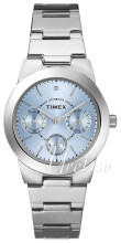 Timex Sports Srebrny/Stal Ø42 mm