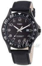 Timex Sports Czarny/Skóra Ø42 mm