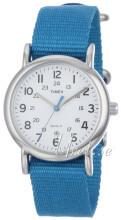 Timex Biały/Tkanina Ø31 mm