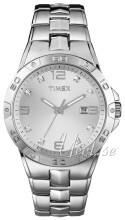 Timex Classic Elevated Srebrny/Stal Ø41 mm